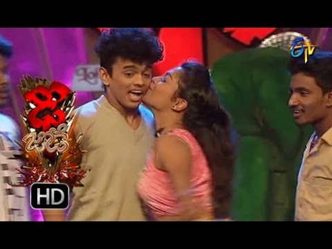 Video Sanketh and Priyanka Performance | Dhee Jodi | 19th october2016| ETV Telugu download in MP3, 3GP, MP4, WEBM, AVI, FLV January 2017