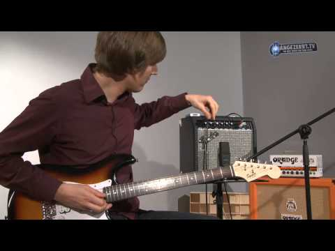 Test - Fender Squier Strat HSS Bundle