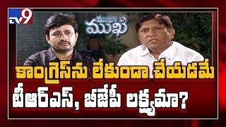 Mukha Mukhi with TRS Vinod Kumar || Full Episode