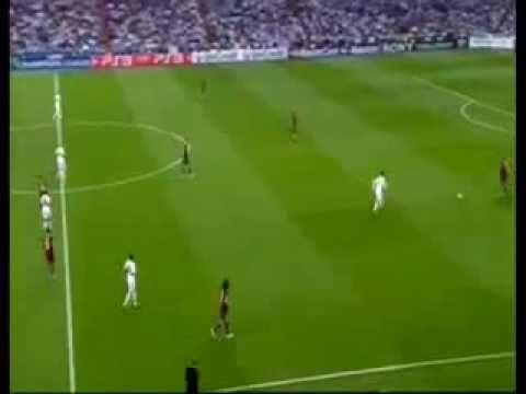 Real Madrid VS Barcelona Cristiano Ronaldo Getting Angry  27/04/2011