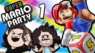 Super Mario Party: Goin' Hard - PART 1 - Game Grumps VS