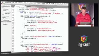 Dan Wahlin - AngularJS In 20ish Minutes - NG-Conf 2014