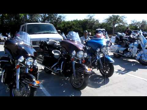 paradisehogs - At Paradise HOGS of Naples fo Bikes for Tykes Poker Run.