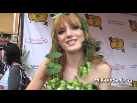 Bella Thorne Interview: Camp Ronald McDonald Halloween Carnival