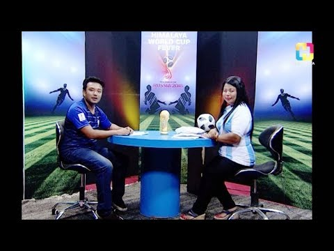 (FIFA WORLD CUP 2018 MATCH DAY 8 | HIMALAYA WORLD CUP FEVER - Duration: 18 minutes.)