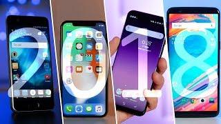 5 лучших смартфонов нынешнего года с самыми «выносливыми» аккумуляторами