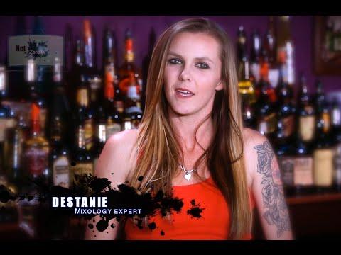 Hot Nutty Irishman Recipe, Destanie Smith Mixology Expert. Episode 7