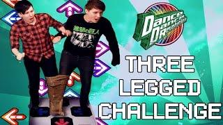 Download Youtube: THREE-LEGGED DDR CHALLENGE