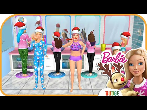 Barbie Dreamhouse Adventures #306   Christmas   fun mobile game   Simulation game   HayDay