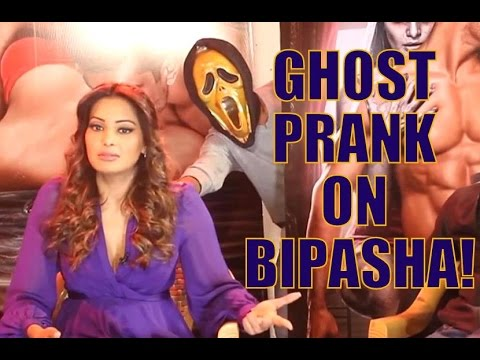 Video Ghost PRANK On Bipasha Basu During ALONE Movie Promotions On Freaky Fridays! download in MP3, 3GP, MP4, WEBM, AVI, FLV January 2017