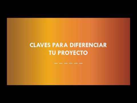 Claves para diferenciar tu proyecto - Ricardo Llamas