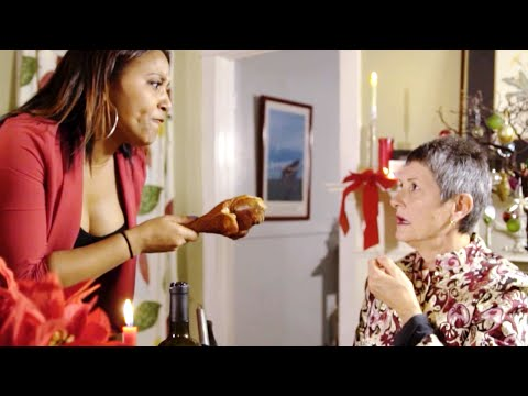 white - Subscribe today! http://www.youtube.com/user/alldefdigital?sub_confirmation=1 Tasha is invited to her boyfriend's Christmas Eve Dinner. She never knew the difference between