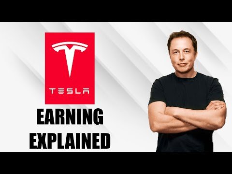 TESLA STOCK EARNINGS EXPLAINED (MY INVESTING PLAN)