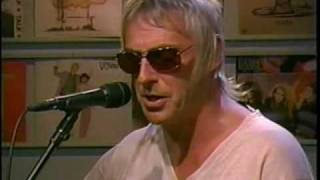 Paul Weller - Come On/ Let's Go (Acoustic TV Performance)