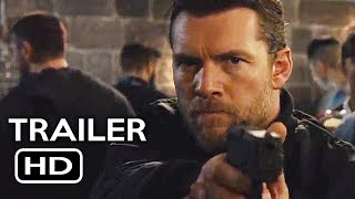 Nonton The Hunter S Prayer Official Trailer  1  2017  Sam Worthington Action Movie Hd Film Subtitle Indonesia Streaming Movie Download