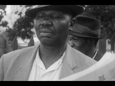 Apartheid in South Africa (1957)