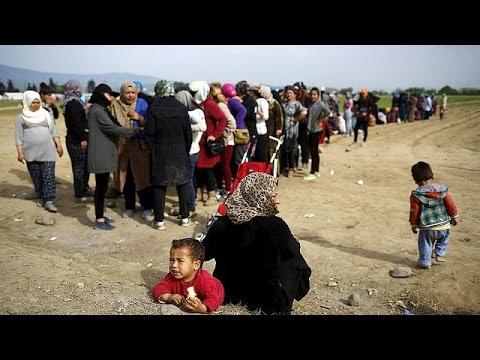 Ελλάδα: Δικαίωμα εξόδου από τις κλειστές δομές για τους αιτούντες άσυλο στα νησιά
