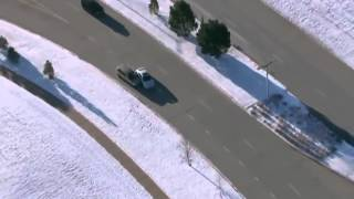 Real Life GTA Colorado Car Chase