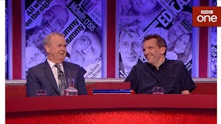 Programme website: http://bbc.in/1l1XOXO Hosted by Ed Balls with panelists Henning Wehn and Janet Street-Porter.