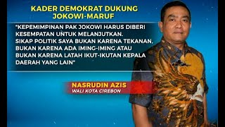 Video Dialog: Lagi, Kader Demokrat Pindah Haluan Dukung Jokowi- Ma'ruf [1] MP3, 3GP, MP4, WEBM, AVI, FLV Januari 2019