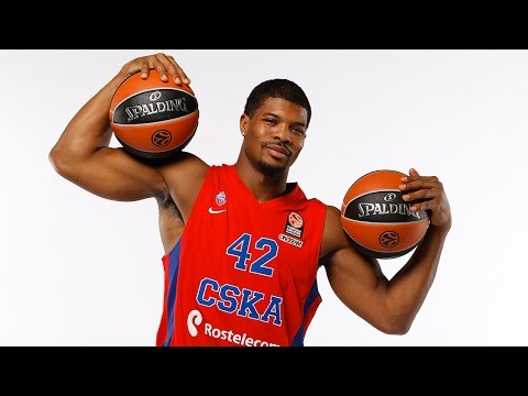 #hatmakers Block of the Night by Kyle Hines, CSKA Moscow