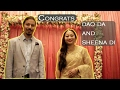 Attending Desodao's and Sheena's Reception | Vlog_007