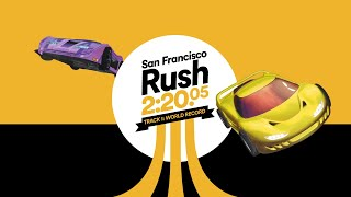 San Francisco Rush: The Rock [Track 1] (Arcade) by VeverkaLukas
