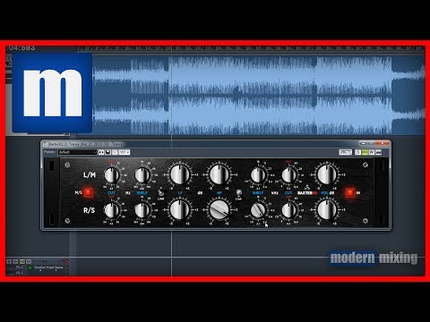 #24 Mastering a Track with FREE Plugins – ModernMixing.com