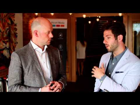 Google Breakfast: Interview with Fab Dolan Part 1 - Strathcom Media
