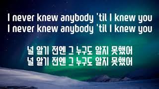 Imagine Dragons & Kygo - Born to be yours (한글 가사 해석)