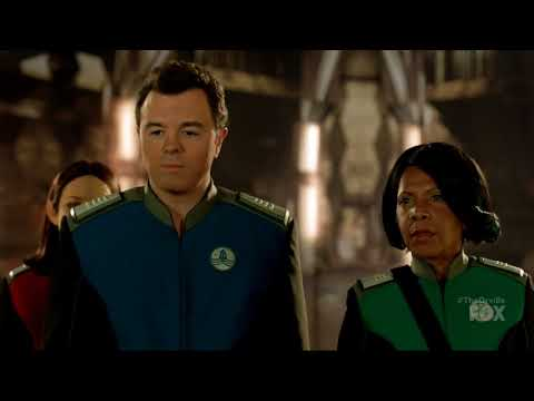 The Orville S01E04 If The Stars Should Appear