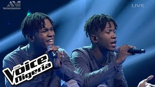 "DNA sings ""Love Yourself"" / The Voice Nigeria"