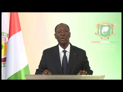 INFOSDEBABI TV - Alassane Ouattara accorde l'am...