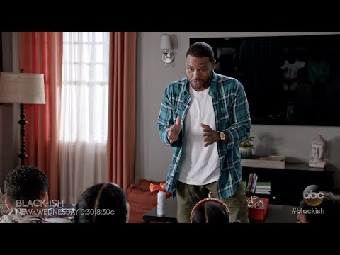 Black-ish 2.04 (Clip 'Daddy's Day Rundown')