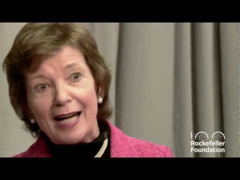 Mary Robinson: 100 Years of Innovation