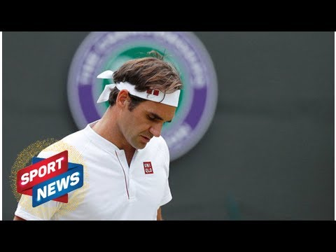Roger Federer: Kevin Anderson breaks Federer's incredible Wimbledon record