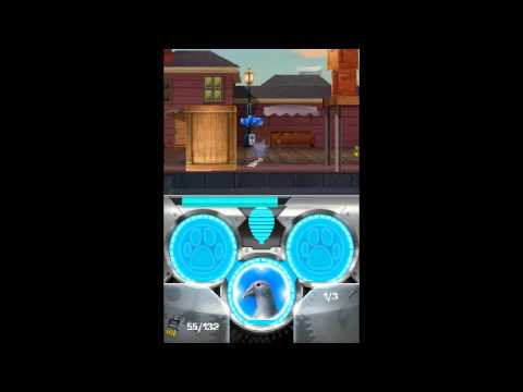 Cats & Dogs: The Revenge of Kitty Galore ... (Nintendo DS) 60fps