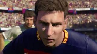 FIFA 19 - REVEAL TRAILER FUELED BY MESSI