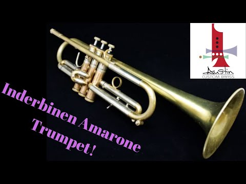 Pre-Owned Inderbinen Amarone Trumpet for Sale at ACB!