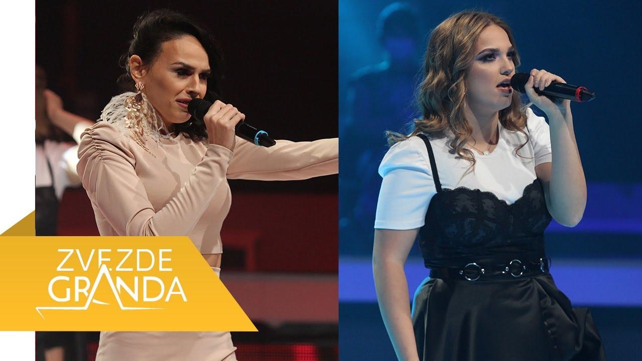 Milica Pantić i Irina Arsenijević – (16. 01.) – pedeseta emisija – dueli