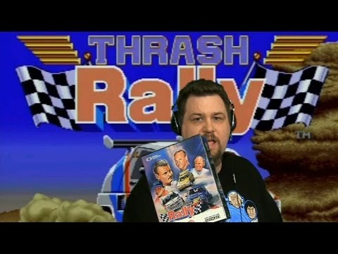 descargar thrash rally para neo geo