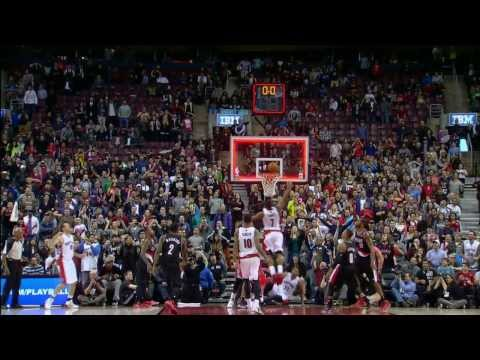 top - Check out the Top 10 clutch shots of November 2013, highlighted by a Jeff Green three at the buzzer to beat the champs. Visit nba.com/video for more highligh...