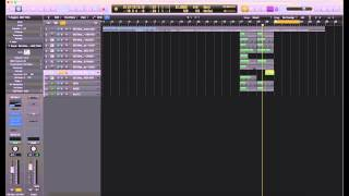 How to use Ultra R&B sample pack in Logic X