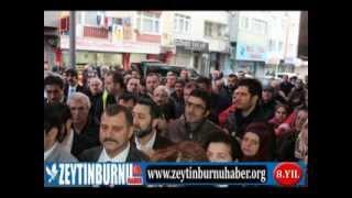 MHP Genel Başkan Yardımcısı Celal Adan Zeytinburnu'nda Seçim İrtibat Birosu Açtı