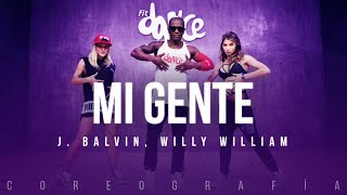 Video Mi Gente  - J. Balvin, Willy William | FitDance Life (Coreografía) Dance Video MP3, 3GP, MP4, WEBM, AVI, FLV Januari 2018