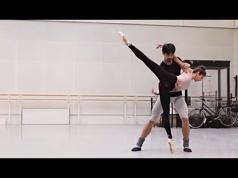 The Royal Ballet Soloist is relishing performing in Wayne McGregor's fairytale-inspired ballet.