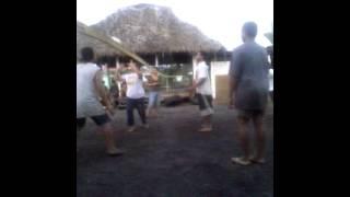 Salelologa Samoa  city photos gallery : Volley in Foua, Salelologa Samoa