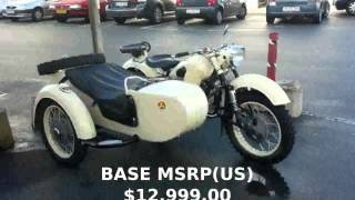 8. 2009 Ural Patrol 750  Details Features superbike Info Transmission Top Speed Engine