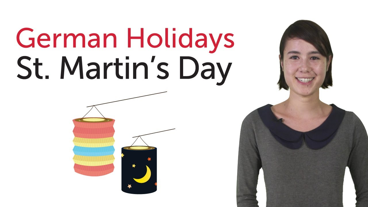 German Holidays – St. Martin's Day