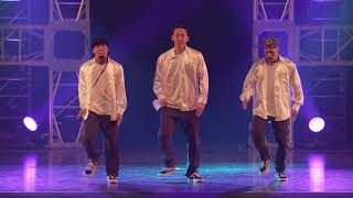 DELTRIX (がんそ & Bummei & Genta) – JAPAN DANCE DELIGHT VOL.26 FINAL
